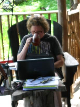 More morning writing