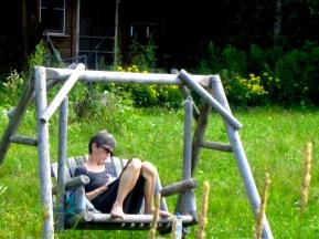 Swing writing!